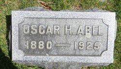 Oscar H Abel