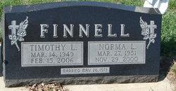 Norma L. <I>Metzner</I> Finnell