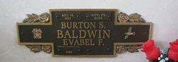 Burton S Baldwin