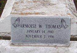 Armoise W. Thomas