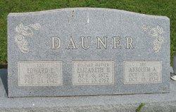 Elizabeth H. <I>Hunt</I> Dauner