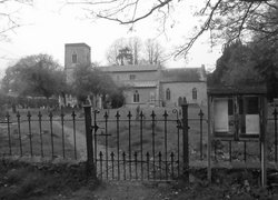 St Michaels and All Angels Churchyard