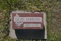 David Debruine
