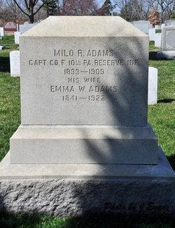 Emma W Adams