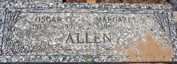 Margaret <I>Black</I> Allen