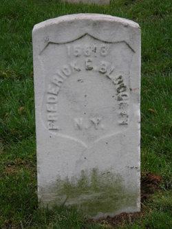 Frederick Eugene Blodgett