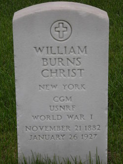 William Burns Christ