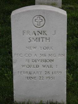 Frank J Smith