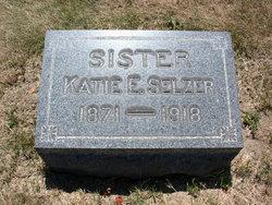 Katherine <I>Selzer</I> Crumbaker
