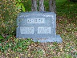 Pvt George William Geddy