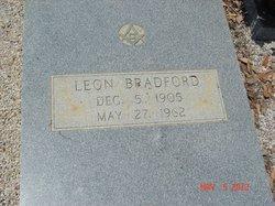 Leon Bradford