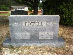 Cora <I>Todd</I> Powell