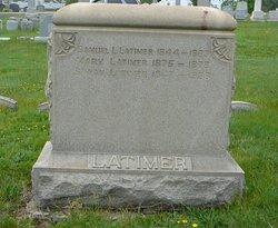 Sarah <I>Webb</I> Latimer