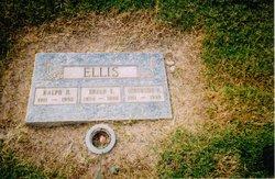 """Gertrude Rose """"Gert"""" <I>Robinson</I> Ellis"""
