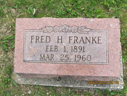 Fred Herman Franke