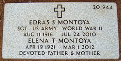 Elena <I>Trujillo</I> Montoya