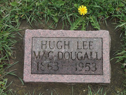Hugh Lee MacDougall