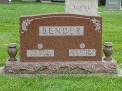 Ruth Eleanor <I>Ranck</I> Bender