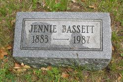 Jennie L. <I>Dice</I> Bassett