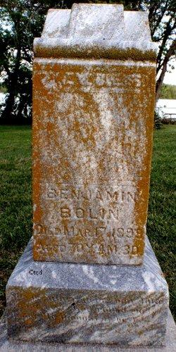 Benjamin Bolin