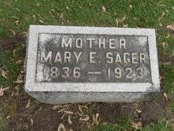 Mary E <I>Gifford</I> Sager