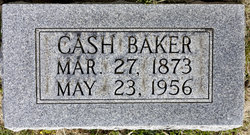Cash C. Baker