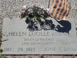 Helen Lucille Adams
