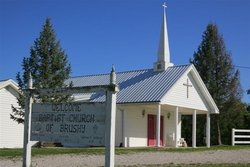 Baptist Church of Brushy Cemetery