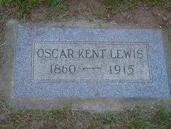 Oscar Kent Lewis