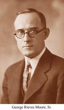 George Rieves Moore, Sr