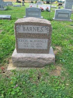 Cecil M. Barnes