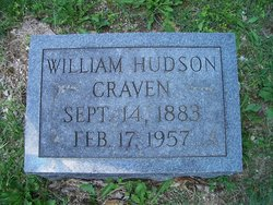 William Hudson Craven
