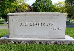 Albert Clinton Woodruff