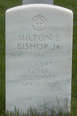 Milton Emil Bishop, Jr