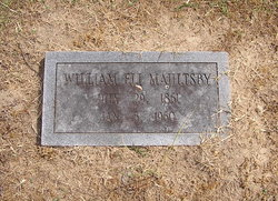 William Eli Maultsby