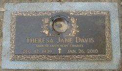 Theresa Jane <I>Foster</I> Davis