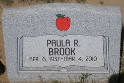 Paula Rae <I>Neller</I> Brook