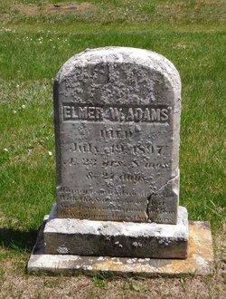 Elmer W. Adams