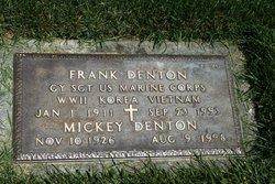 Frank Denton