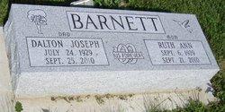 Ruth Ann <I>Rogers</I> Barnett