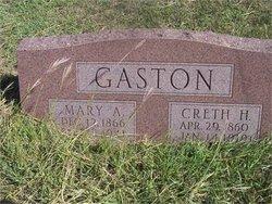 Creth Harlo Gaston