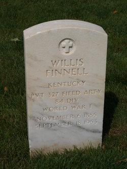 Willis K. Finnell