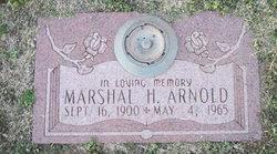 Marshall H Arnold