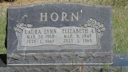 Elizabeth Ann <I>Rogers</I> Horn