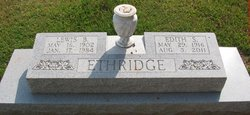 Edith <I>Skidmore</I> Ethridge