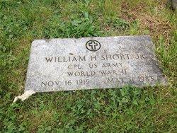 William Henry Short, Jr