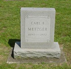 Carl F Metzger