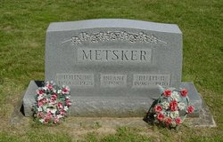 Infant Daughter Metsker