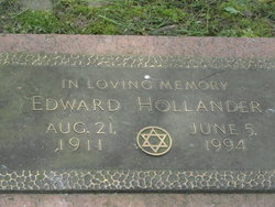 Edward Hollander