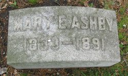 Mary Elizabeth <I>Gorin</I> Ashby